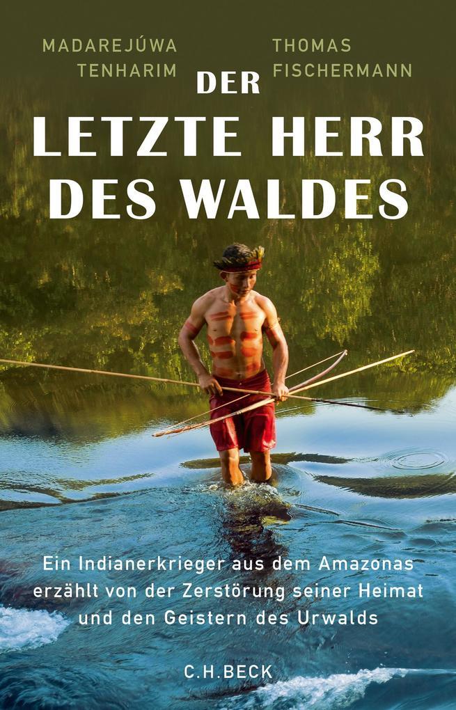 Der letzte Herr des Waldes als Buch