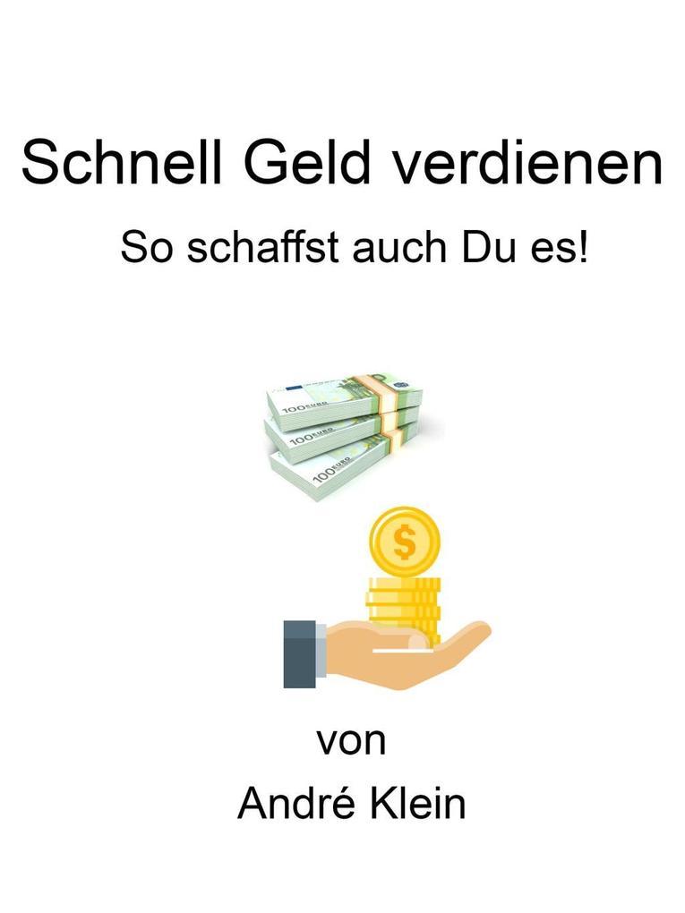 Schnell Geld verdienen als eBook Download von A...