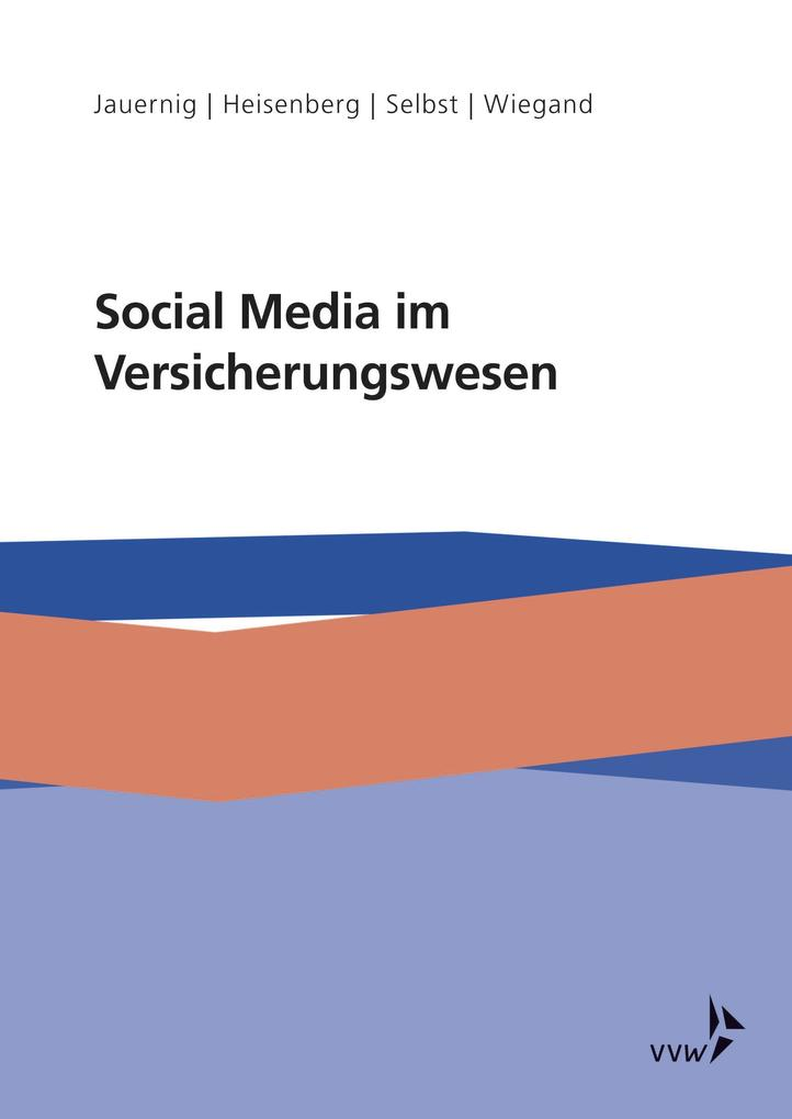 Social Media im Versicherungswesen als eBook Do...