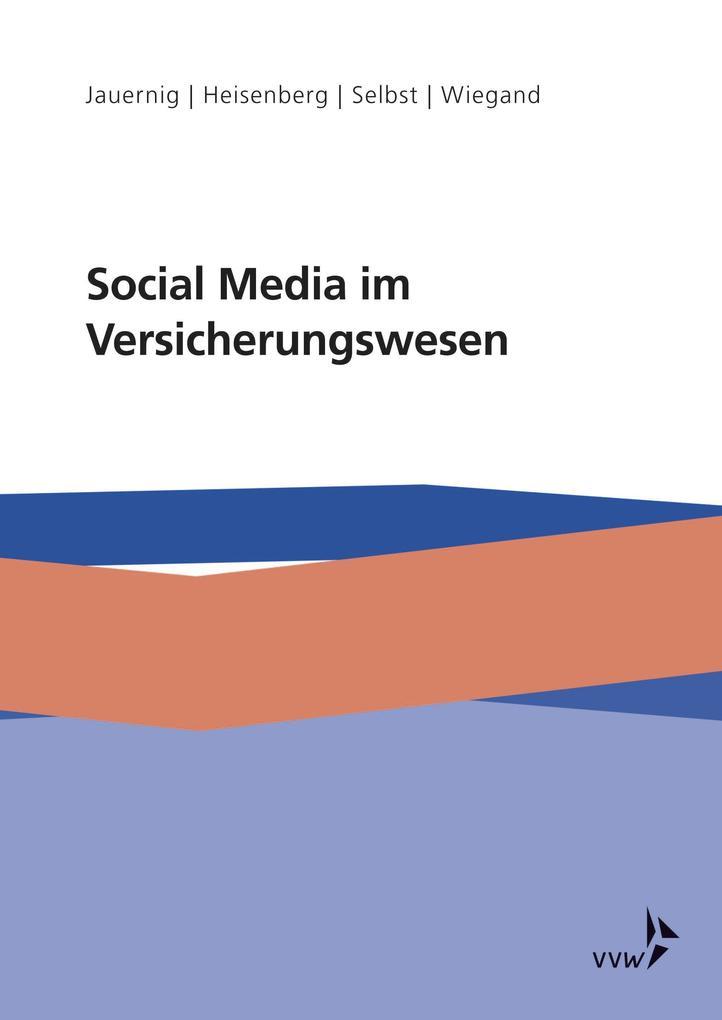 Social Media im Versicherungswesen als eBook Do...