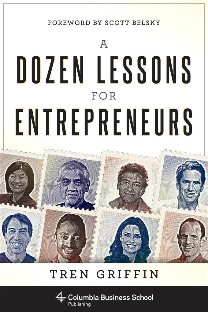 A Dozen Lessons for Entrepreneurs als eBook Dow...