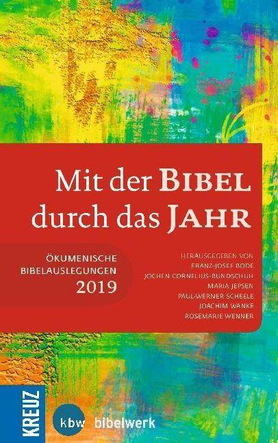 Mit der Bibel durch das Jahr 2019 als Buch
