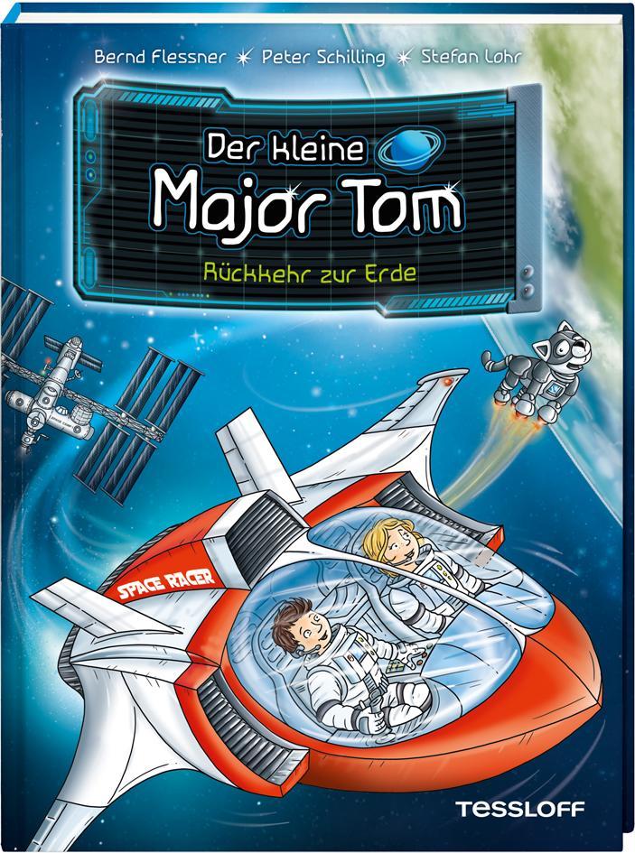 Der kleine Major Tom, Band 2: Rückkehr zur Erde als Buch