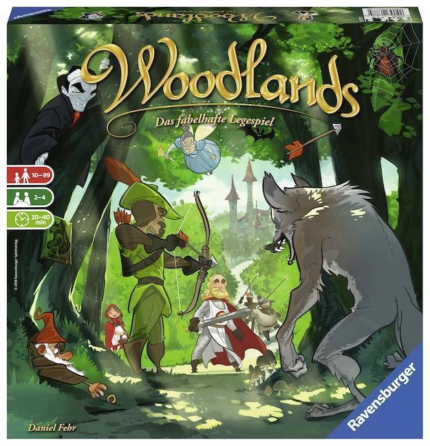 Woodlands als Spielwaren