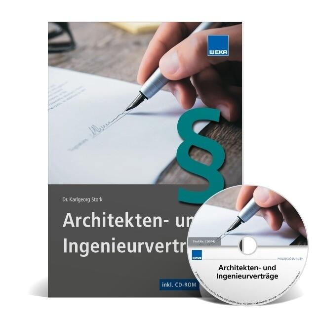 Architekten- und Ingenieurverträge als Buch von...