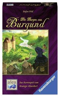 Die Burgen von Burgund Kartenspiel als Spielwaren