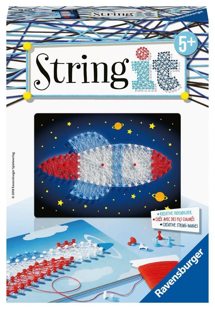 String it Mini: Vehicles als Spielware