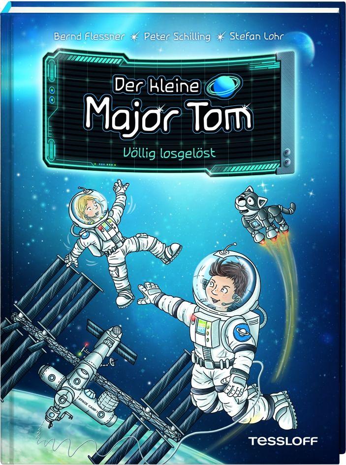 Der kleine Major Tom, Band 1: Völlig losgelöst als Buch