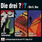 Die drei ??? Box 06. Folgen 16-18 (drei Fragezeichen) 3 CDs