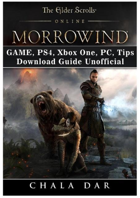The Elder Scrolls Online Morrowind Game, PS4, X...