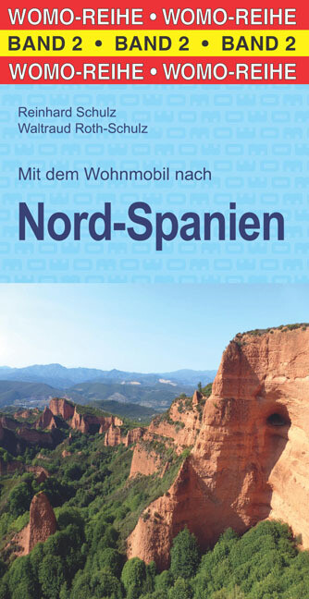 Mit dem Wohnmobil nach Nord-Spanien als Buch vo...