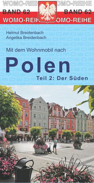 Mit dem Wohnmobil nach Polen als Buch