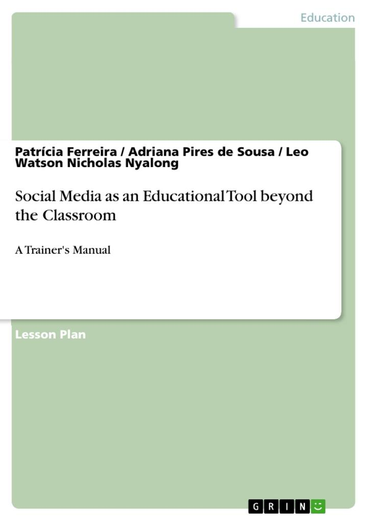 Social Media as an Educational Tool beyond the ...