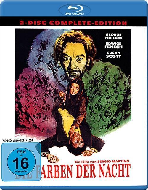 Die Farben der Nacht - 2-Disc-Complete-Edition als DVD