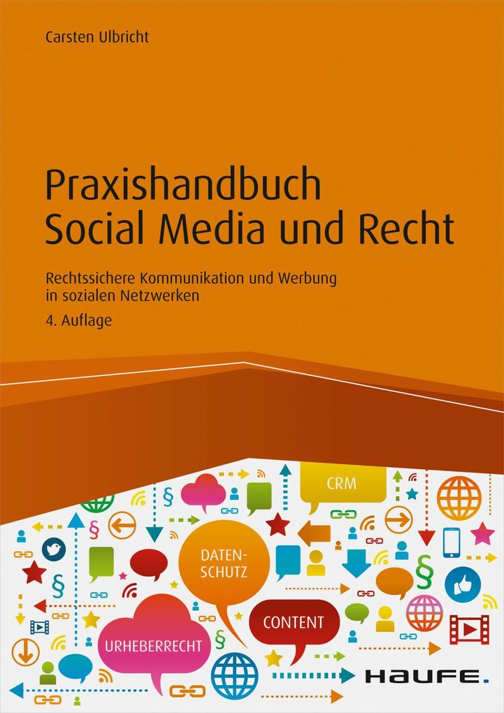 Praxishandbuch Social Media und Recht als eBook...
