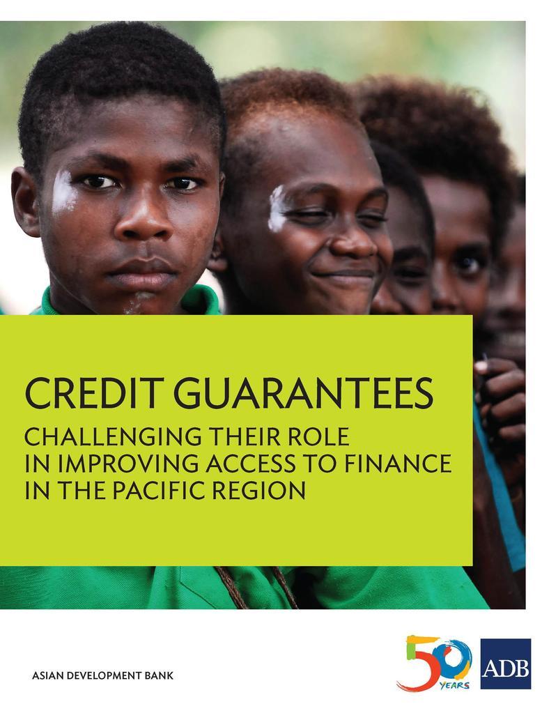 Credit Guarantees als eBook Download von