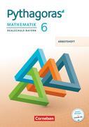 Pythagoras 6. Jahrgangsstufe - Realschule Bayern - Arbeitsheft mit eingelegten Lösungen