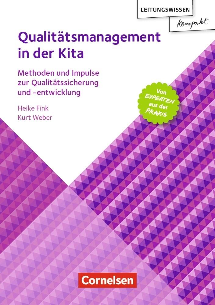 Qualitätsmanagement in der Kita als Buch von He...