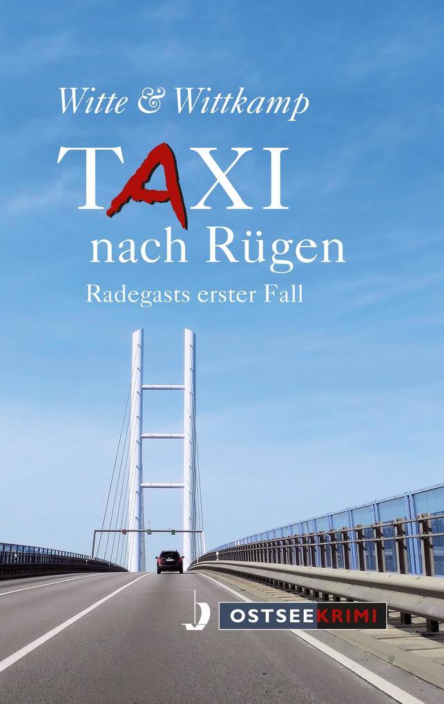 Taxi nach Rügen als Taschenbuch