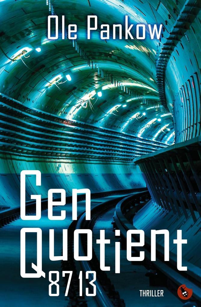Genquotient 8713 als Buch
