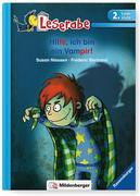 Leserabe - Hilfe, ich bin ein Vampir! - 2.Lesestufe