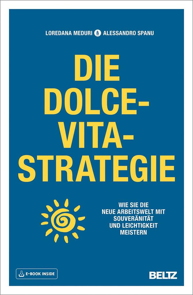 Die Dolce-Vita-Strategie als Buch