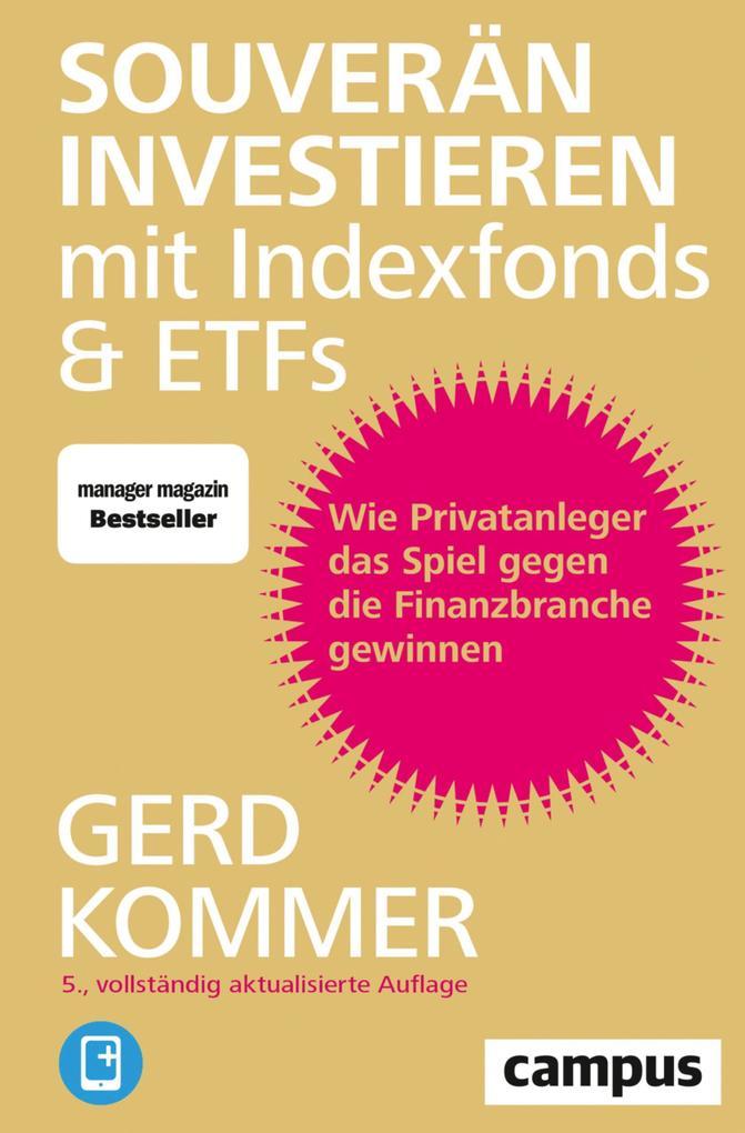 Souverän investieren mit Indexfonds und ETFs als eBook