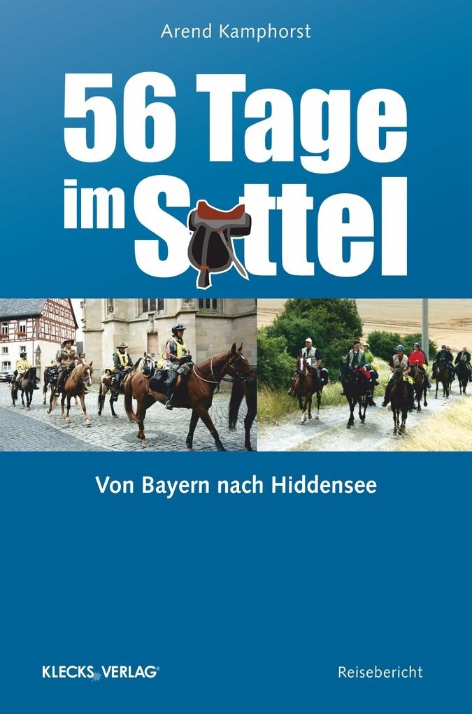 56 Tage im Sattel als eBook Download von Arend ...