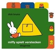 Miffy spielt Verstecken