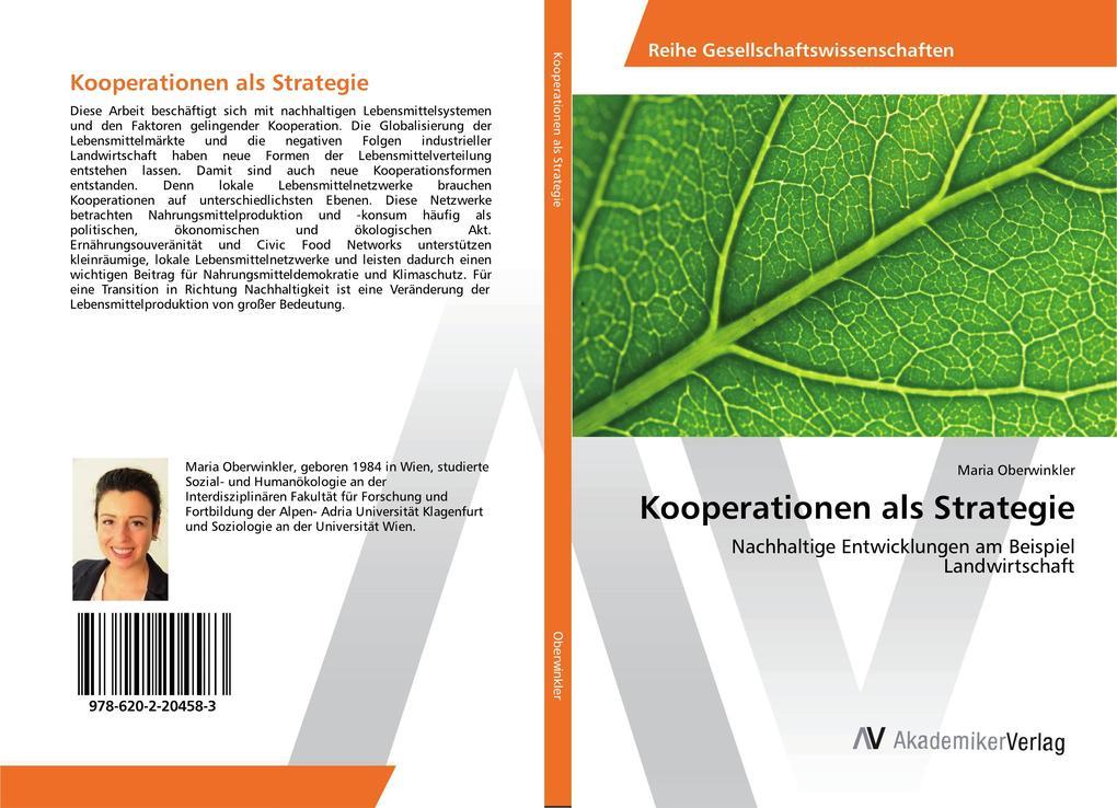 Kooperationen als Strategie als Buch von Maria ...