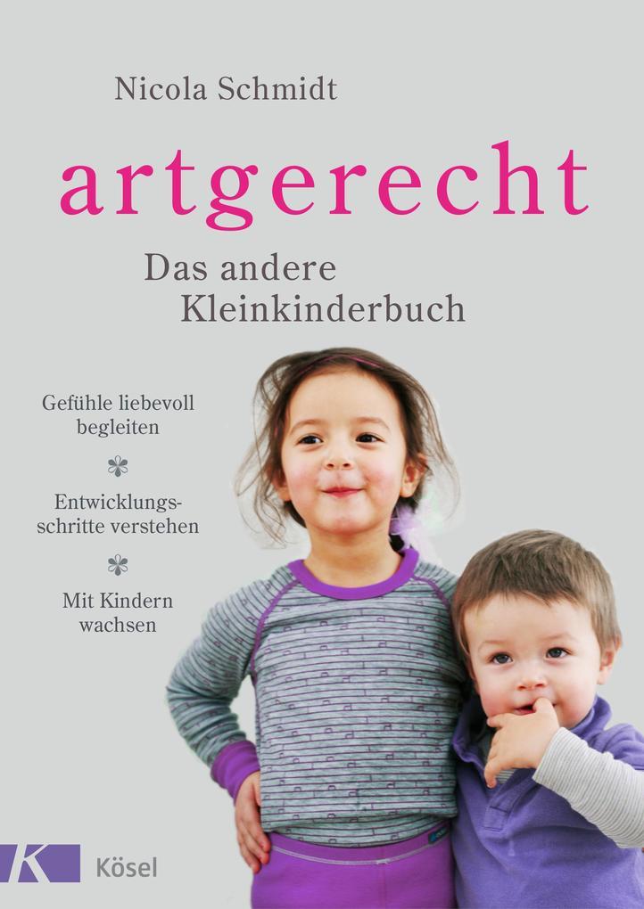 artgerecht - Das andere Kleinkinderbuch als eBook