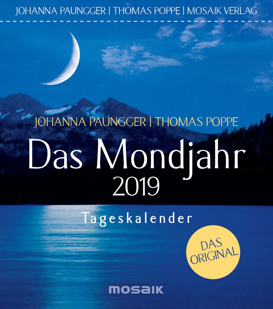 Das Mondjahr 2019 als eBook
