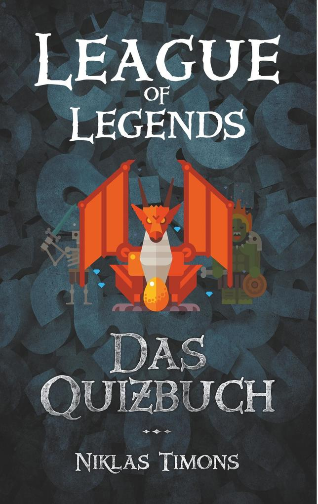 League of Legends als Buch von Niklas Timons