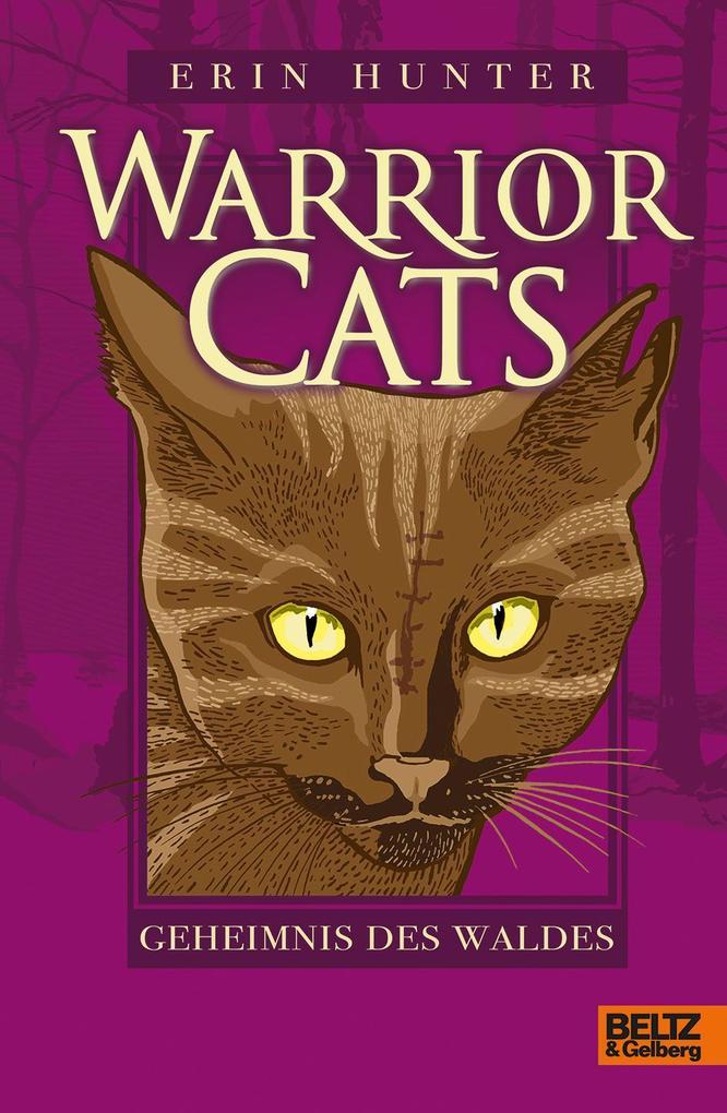 Warrior Cats Staffel 1/03. Geheimnis des Waldes als Buch