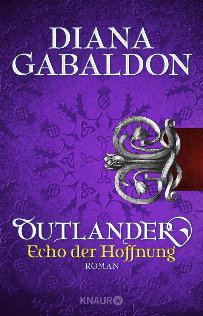 Outlander - Echo der Hoffnung als Taschenbuch
