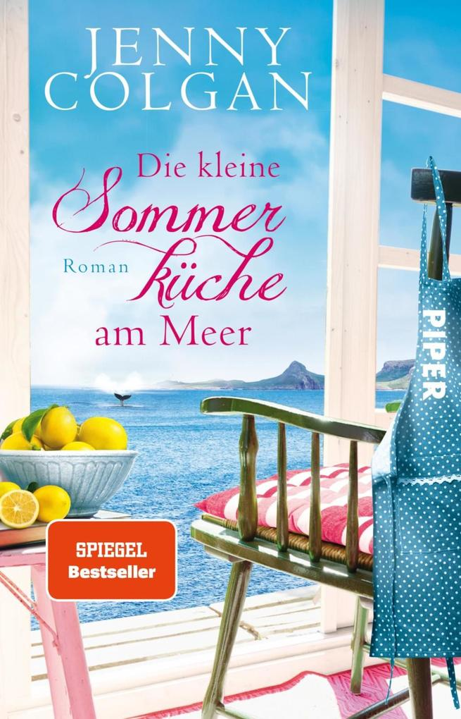 Die kleine Sommerküche am Meer als eBook