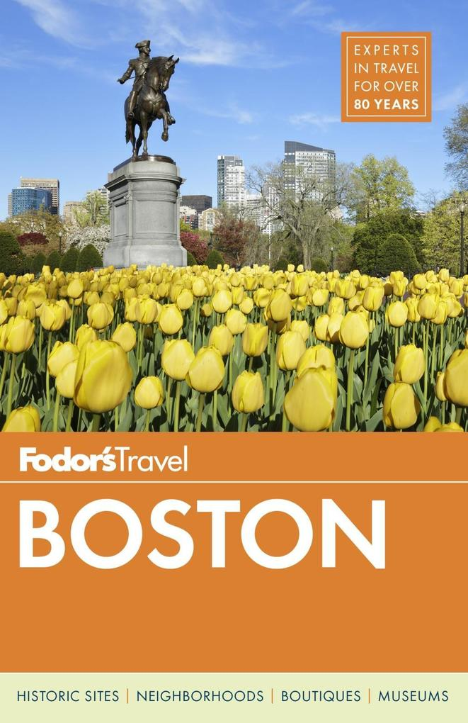 Fodor´s Boston als eBook Download von Fodor´S T...