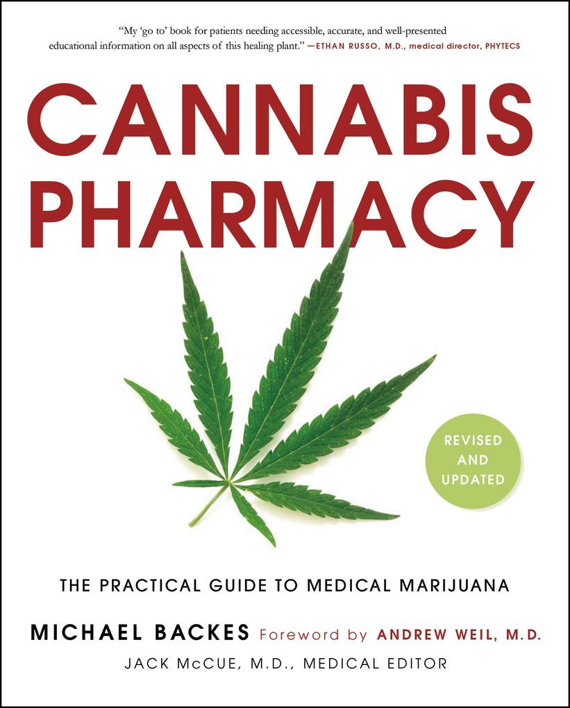 Cannabis Pharmacy als eBook Download von Michae...