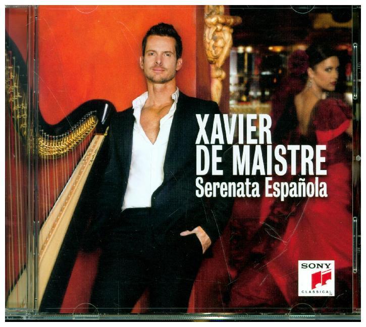 Serenata Española als CD