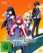 Sky Wizards Academy - Volume 2 - Episode 07-12 + OVA