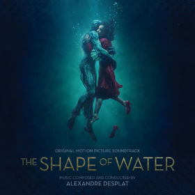 The Shape Of Water als CD