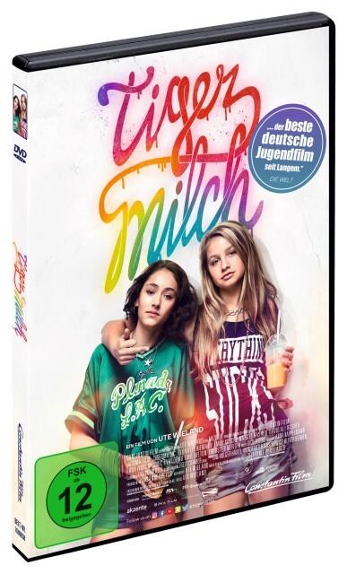Tigermilch als DVD
