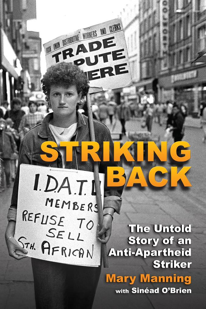 Striking Back als eBook Download von Mary Manni...