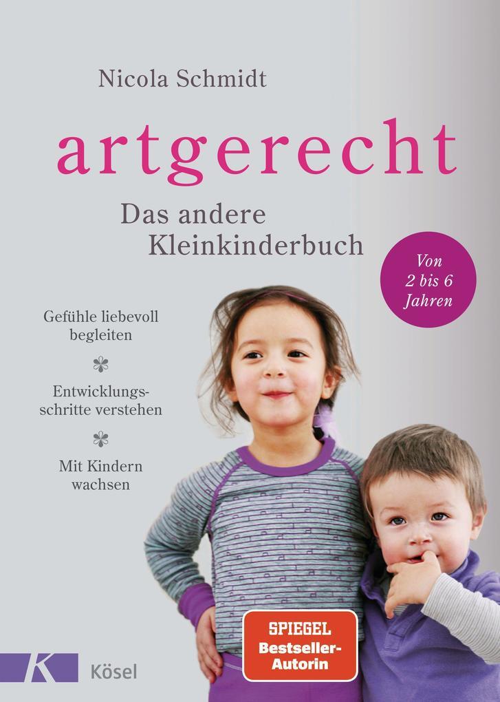 artgerecht - Das andere Kleinkinderbuch als Buch