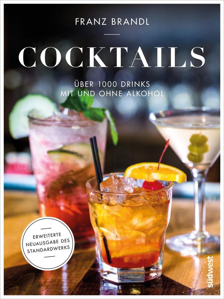 Cocktails als Buch