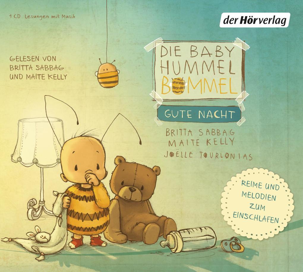 Die Baby Hummel Bommel - Gute Nacht als Hörbuch