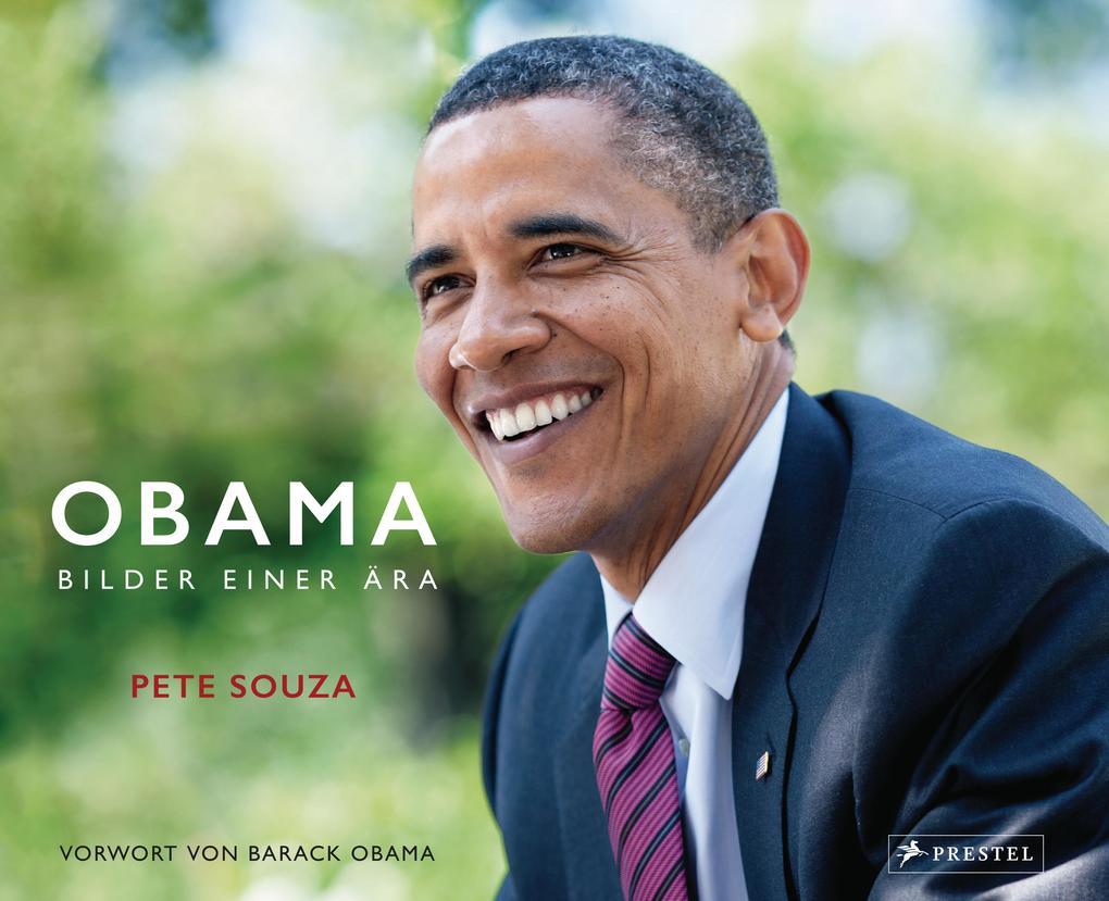 Barack Obama (deutsche Ausgabe) als Buch