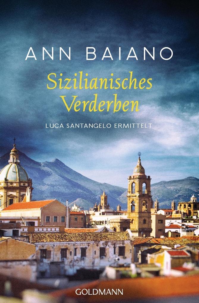 Sizilianisches Verderben als Taschenbuch