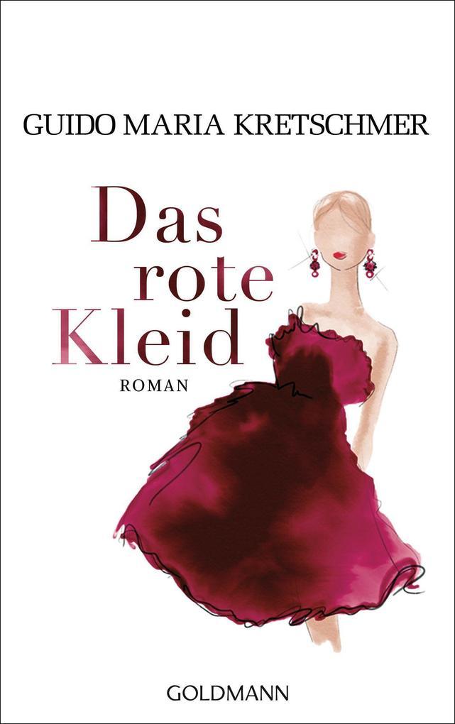 Das rote Kleid als Buch
