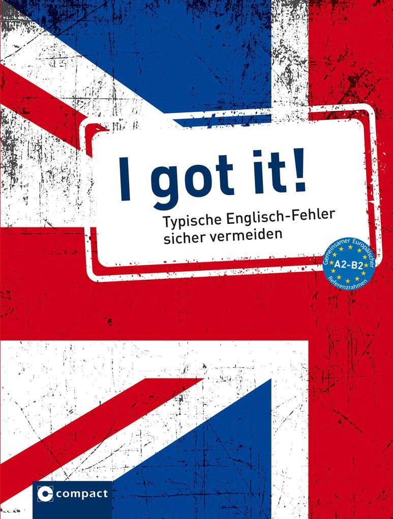 I got it! als Buch